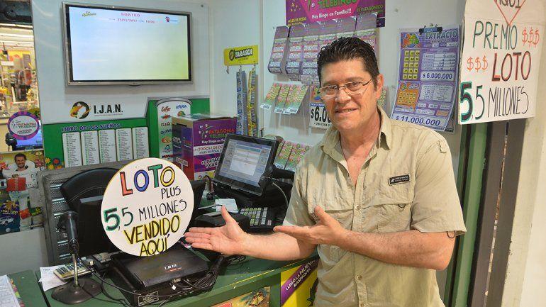 Un afortunado neuquino se ganó más de cinco millones de pesos en el Loto