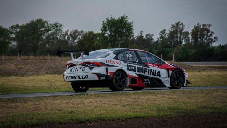 Toyota completó su segunda prueba del año con su Corolla de Súper TC2000