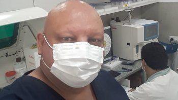 El médico baleado en Barda del Medio volvió a trabajar: El temor no se va