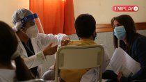 homenaje a quiroga, vacunacion en escuelas y las obras en el acceso norte