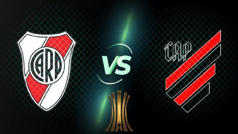 River se enfrentará al Paranaense en el próximo juego de Copa Libertadores.