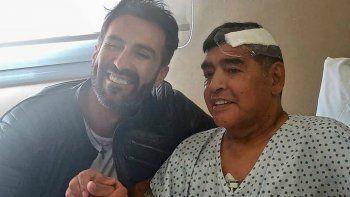 leopoldo luque acuso a maradona de su muerte por echar a los medicos que lo atendian