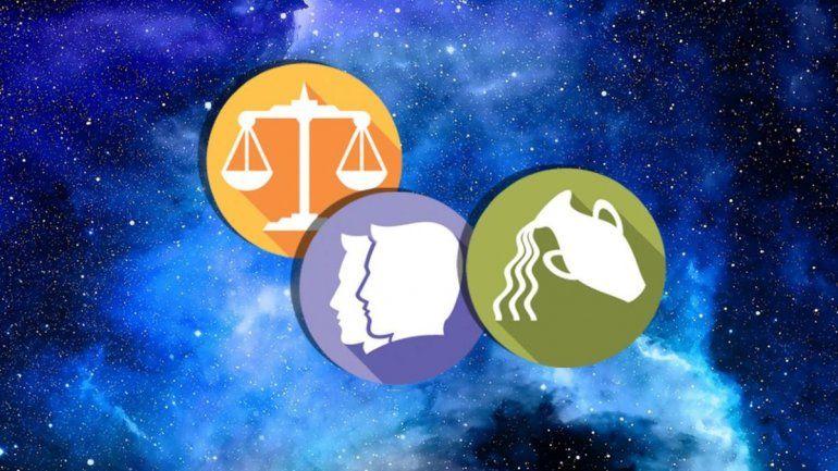 Zodiaco: así estará la salud de los signos de aire este viernes