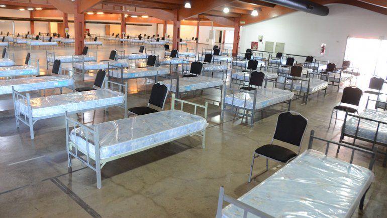 El Espacio Duam llegó al límite de su capacidad y renovaron diez camas