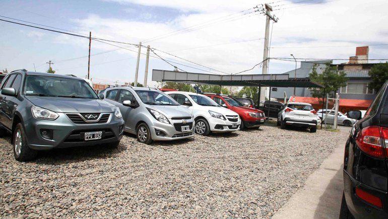 Los autos usados son una nueva opción para los ahorristas