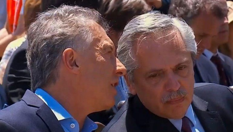 Macri criticó al Gobierno y al peronisno al señalar que Juan Perón