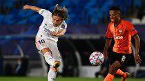 champions: sorpresiva derrota del real y terrible goleada al atletico
