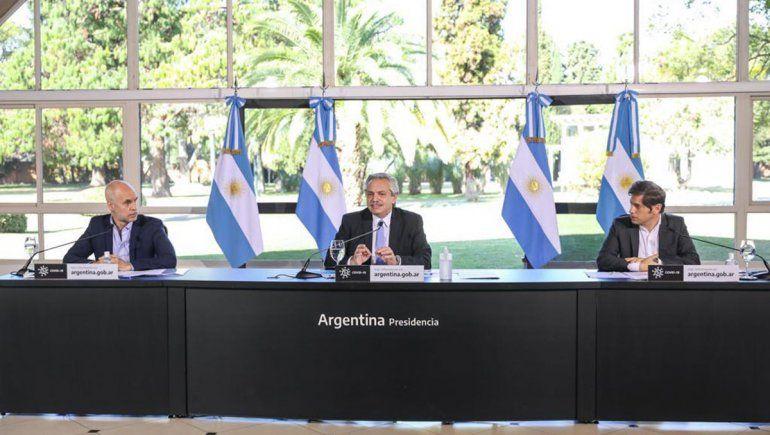 Fernández: Vamos a aislar al AMBA porque está contagiando al resto del país