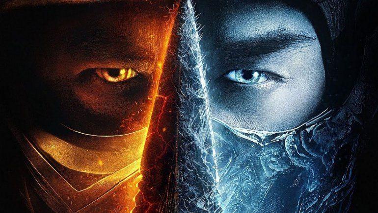 HBO Max: Mortal Kombat es más vista que Godzilla vs Kong
