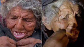 Conmovedora historia de una mujer sin hogar revolucionó TikTok