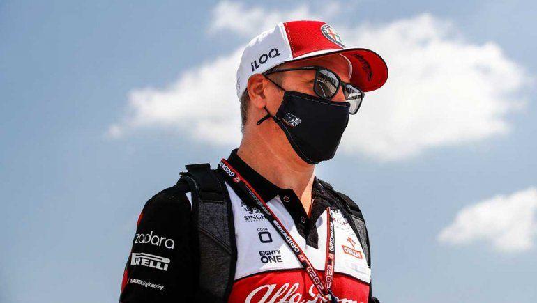 Kimi Räikkönen tiene la motivación para seguir en la Fórmula 1 en 2022