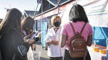 Las clases virtuales, la principal inquietud en la Expo Vocacional