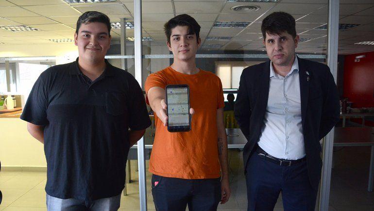 Crearon una app para detectar los baches de la ciudad