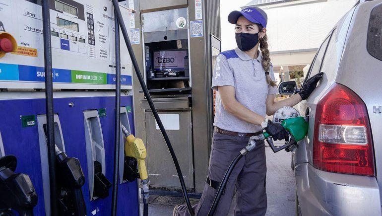 Otra vez subieron los combustibles, ¿cuáles son los nuevos precios?