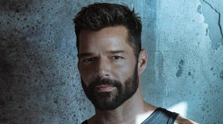 Ricky Martin íntimo: Mi debut sexual en Argentina fue fuerte
