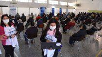 la vacunacion a demanda continuara con mas dosis