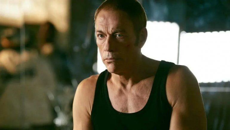 Jean-Claude Van Damme vuelve a las pelis gracias a Netflix