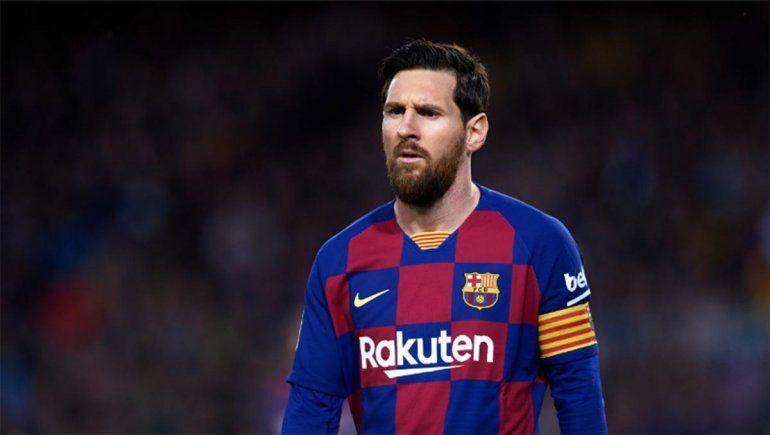 Comunicado de Messi: la cláusula de 700 millones no existe
