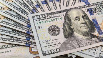 Cotizaciones del dólar oficial en la Argentina