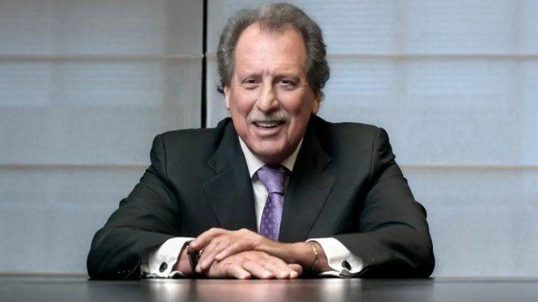 Murió el banquero Jorge Brito en un accidente de helicóptero