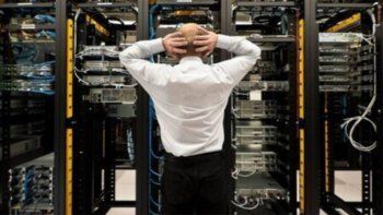 los principales sitios web quedaron afectados por una interrupcion mundial