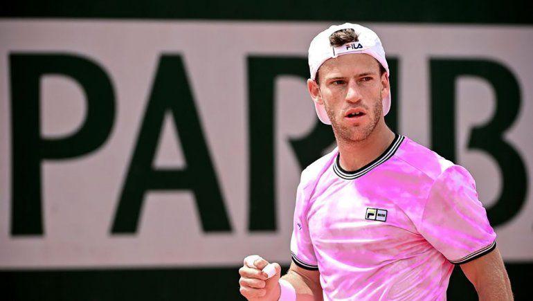 Roland Garros: Schwartzman ganó y está en tercera ronda
