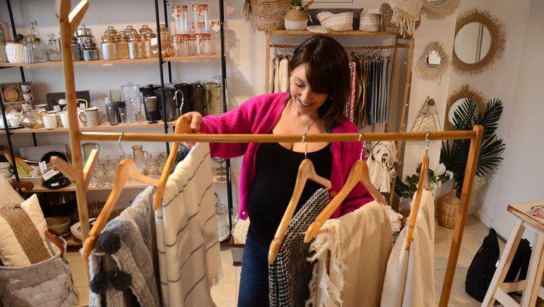Las hermanas emprendedoras que comparten un showroom en Neuquén