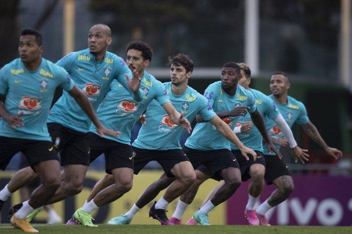 Los europeos de Brasil no quieren jugar la Copa América