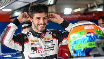 Matías Rossi comienza su segundo año dentro del Stock Car en Interlagos