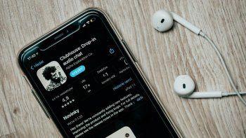 Clubhouse estpa disponible para usuarios de iOS y de Android