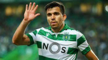 Marcos Acuña a un paso de decilr adiós al Sporting.