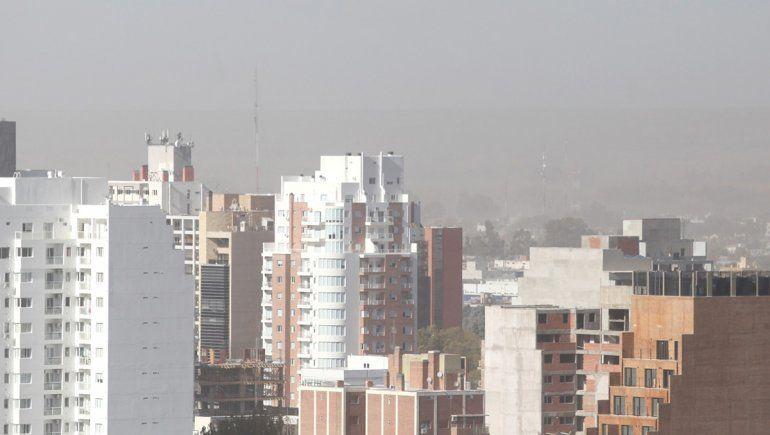 Emiten alerta por vientos intensos con ráfagas para la región