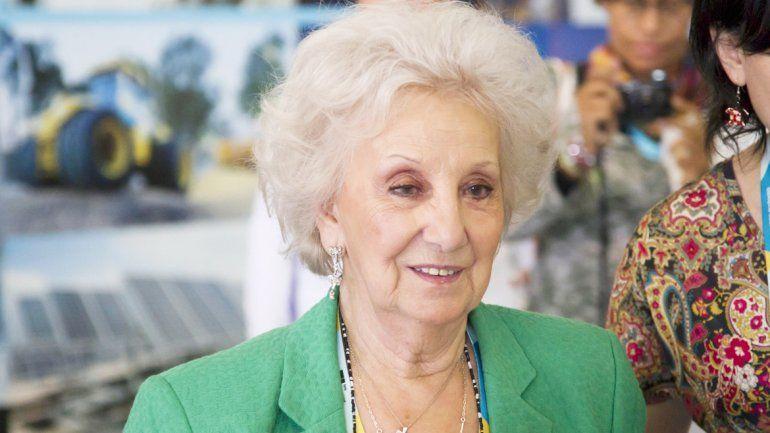 Carlotto a Hebe: Hay que tener conciencia democrática, no fanatismo