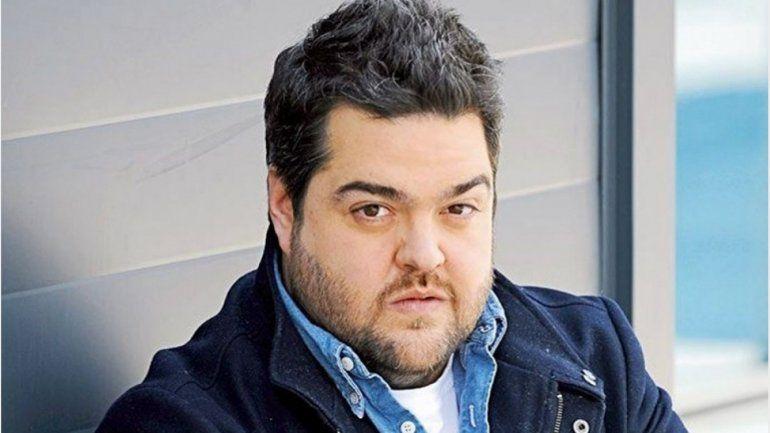 Darío Barassi recibió un mensaje gordofóbico y estalló