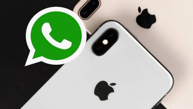 WhatsApp: así podés cambiar las letras de tus chats en iPhone