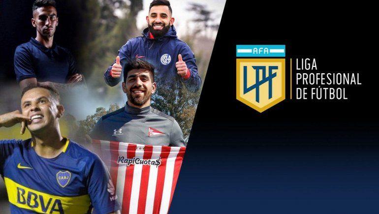 Liga Argentina: más eliminados que clasificados