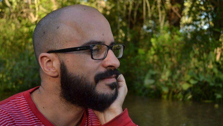 Un poeta neuquino ganó un importante premio en España