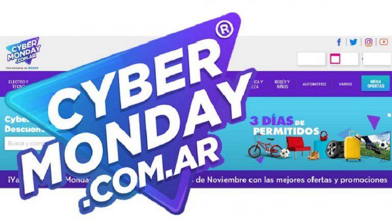 Cyber Monday Argentina 2020 se realizará el 02