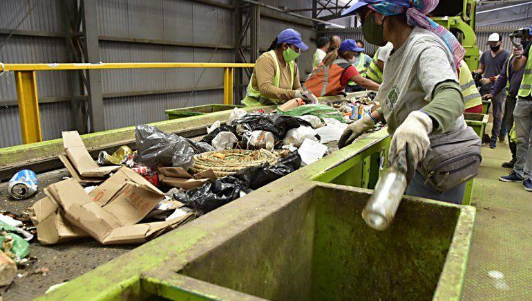 Comienza en Neuquén la campaña para separar los residuos