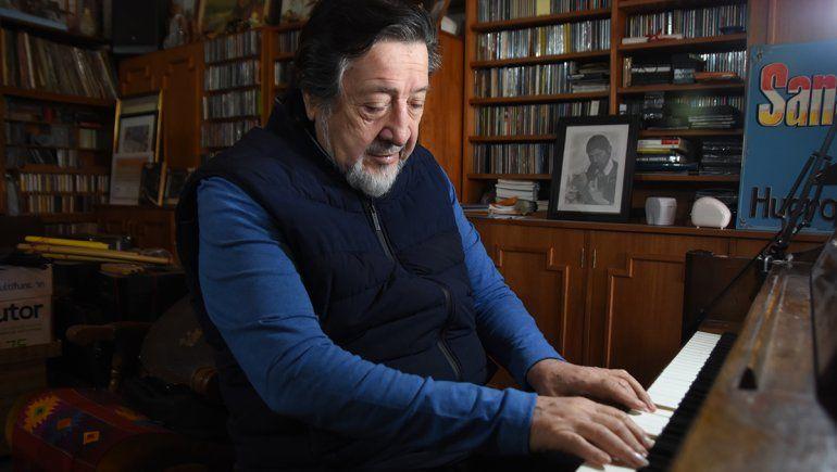 Naldo Labrín, una vida en la música neuquina y latinoamericana