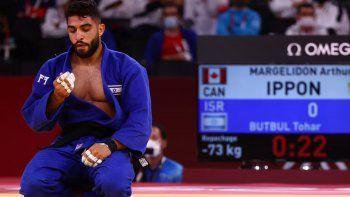 otro judoca musulman abandona los juegos para no enfrentar a un israeli