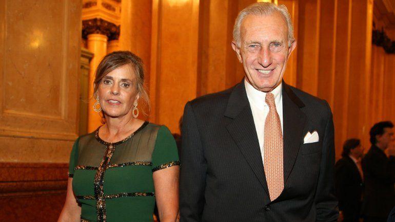 El empresario Jorge Neuss mató a su esposa y se suicidó