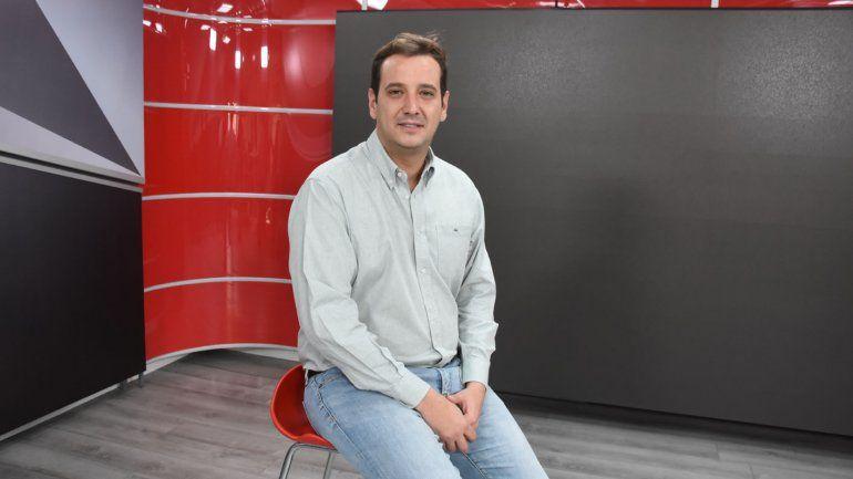 Lucas Castelli habló de la ruptura de Juntos por el Cambio