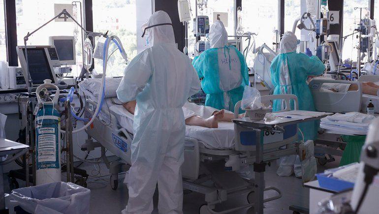 Coronavirus en Argentina: se elevaron a 53 las víctimas y hay 1628 casos