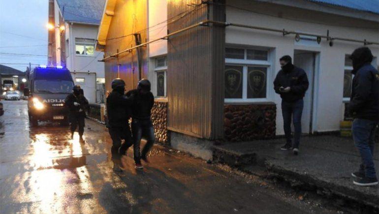 Funcionario fueguino fue acusado de integrar banda narco