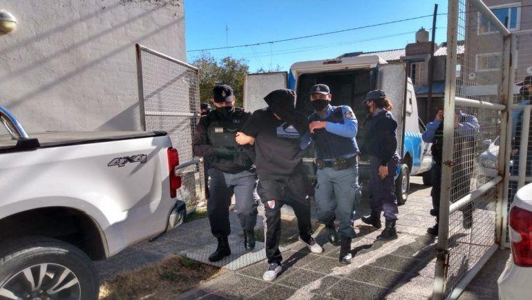 Cayó Ojón López, el asesino que estaba prófugo hace dos semanas