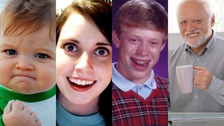 Soy un meme: 7 historias de niños y adultos que se convirtieron en celebridades de Internet