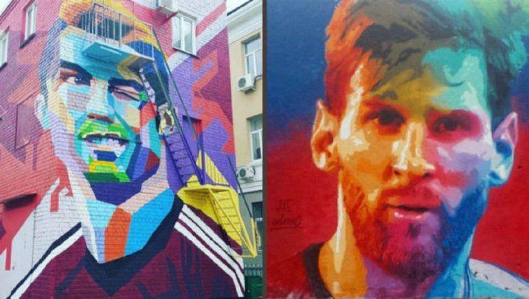 Messi sigue sacando una mínima ventaja en títulos que Cristiano Ronaldo.