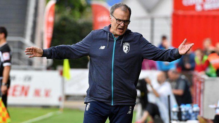Bielsa estalló contra los poderosos por la creación de la Superliga