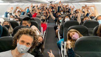 La demanda de viajes de egresados cayó un 60 por ciento